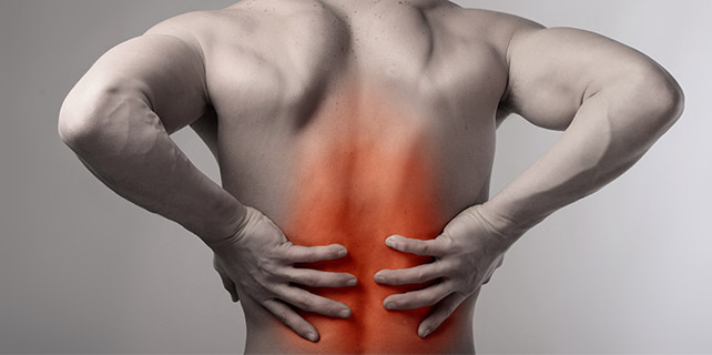 osteopath back pain