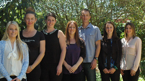 The St Kilda Osteopathy team