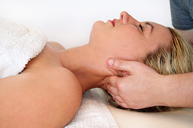osteopathic treatment for neck pain from sleeping